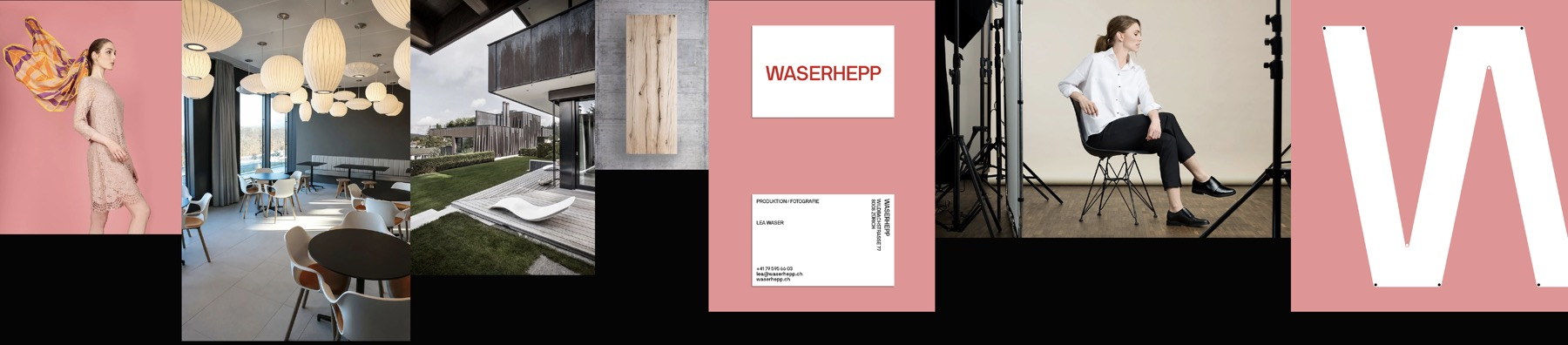 another studio waserhepp fotografie logo design